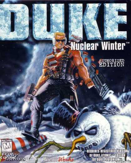 DOS Games - Duke: Nuclear Winter