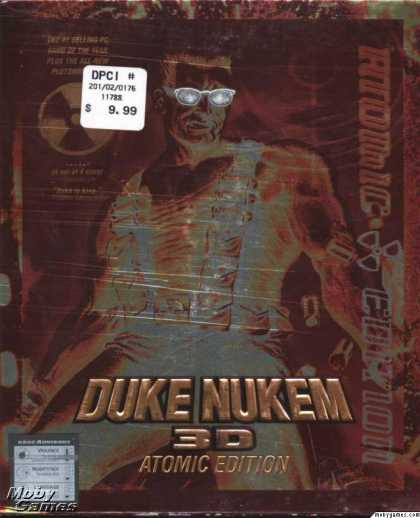 DOS Games - Duke Nukem 3D (Atomic Edition)