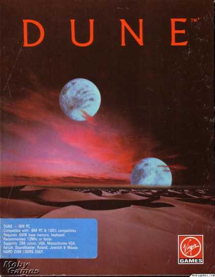 DOS Games - Dune