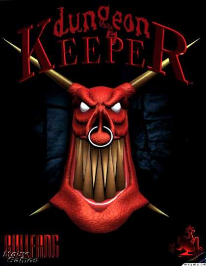 DOS Games - Dungeon Keeper