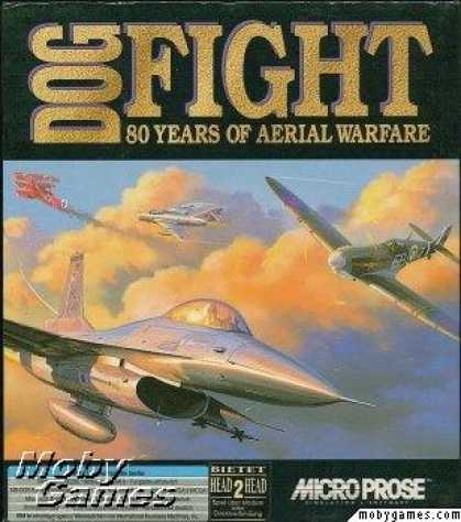 DOS Games - Air Duel: 80 Years of Dogfighting