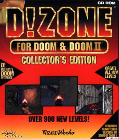DOS Games - D!Zone