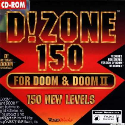 DOS Games - D!Zone 150