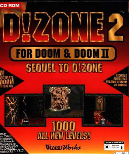 DOS Games - D!Zone 2