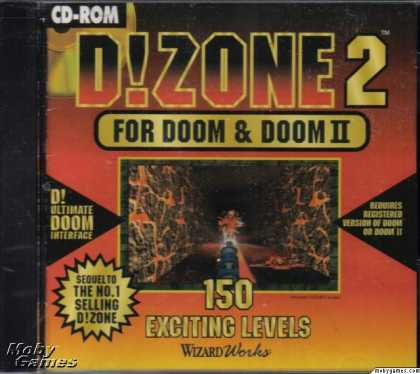 DOS Games - D!Zone2 150