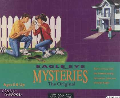 DOS Games - Eagle Eye Mysteries
