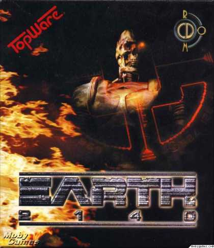 DOS Games - Earth 2140