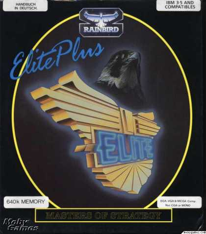 DOS Games - Elite Plus