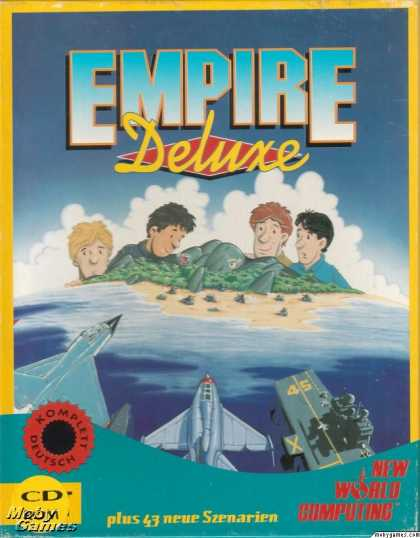 DOS Games - Empire Deluxe