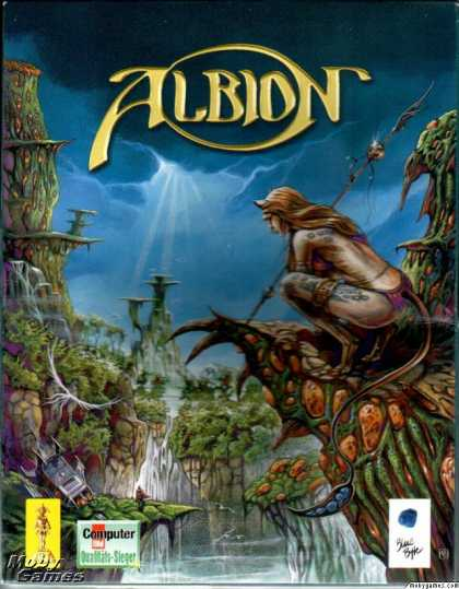 DOS Games - Albion