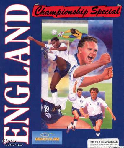 DOS Games - England Championship Special