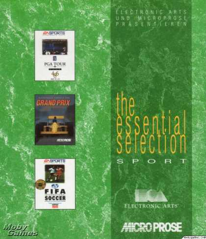 DOS Games - The Essential Selection: Sport