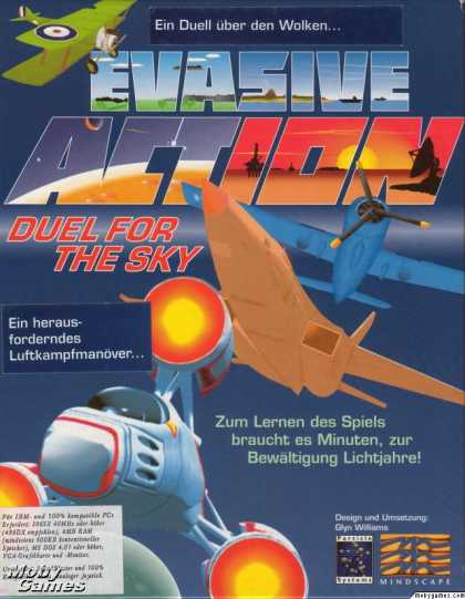 DOS Games - Evasive Action