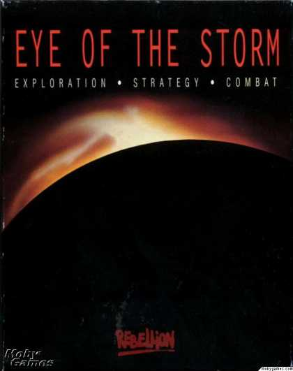 DOS Games - Eye of the Storm