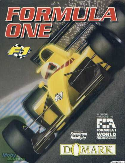 DOS Games - F1