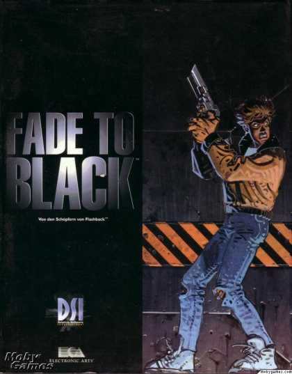 DOS Games - Fade to Black