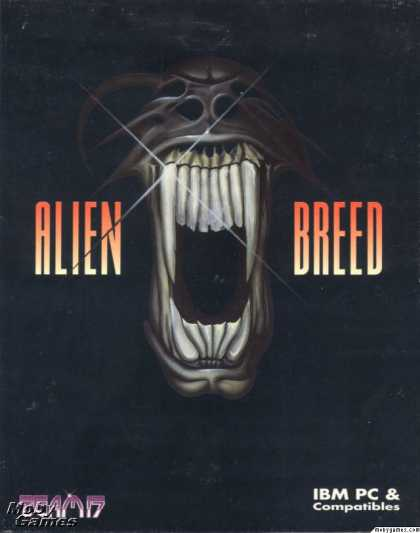 DOS Games - Alien Breed