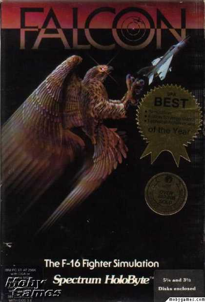 DOS Games - Falcon