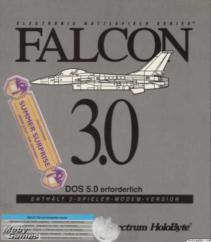 DOS Games - Falcon 3.0
