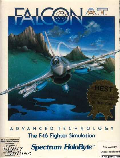 DOS Games - Falcon A.T.