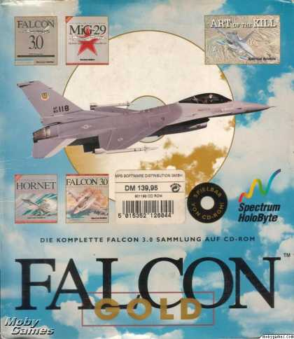 DOS Games - Falcon Gold