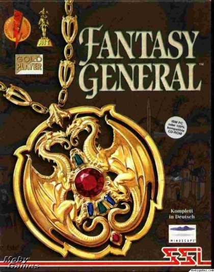 DOS Games - Fantasy General