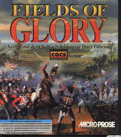 DOS Games - Fields of Glory