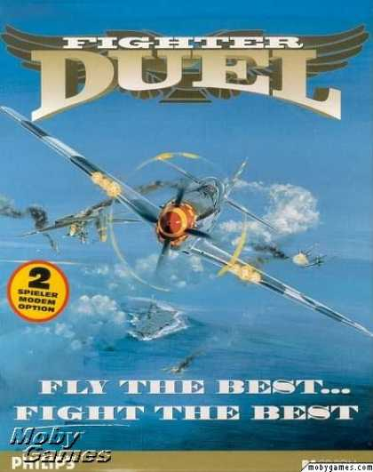 DOS Games - Fighter Duel
