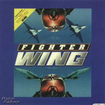 DOS Games - Fighter Wing