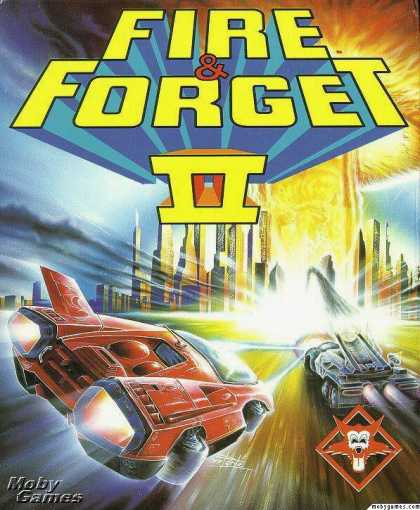 DOS Games - Fire and Forget 2: The Death Convoy