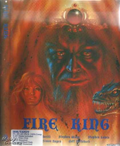 DOS Games - Fire King