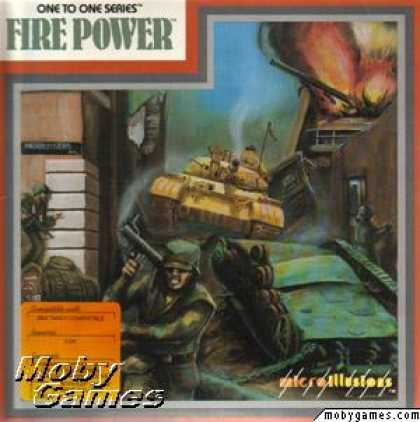 DOS Games - Fire Power
