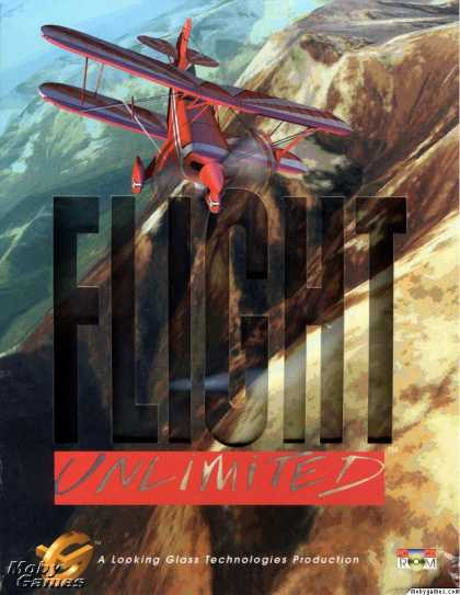 DOS Games - Flight Unlimited