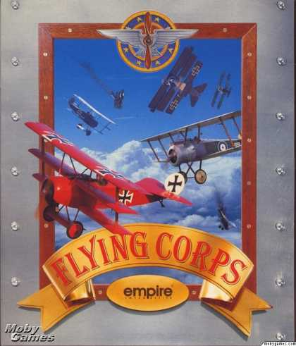 DOS Games - Flying Corps