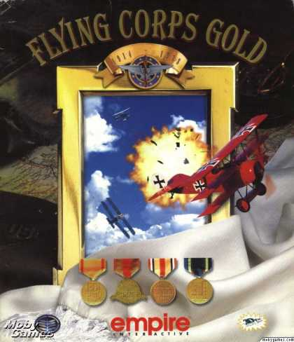 DOS Games - Flying Corps Gold