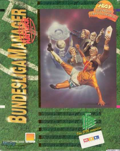 DOS Games - Football Limited