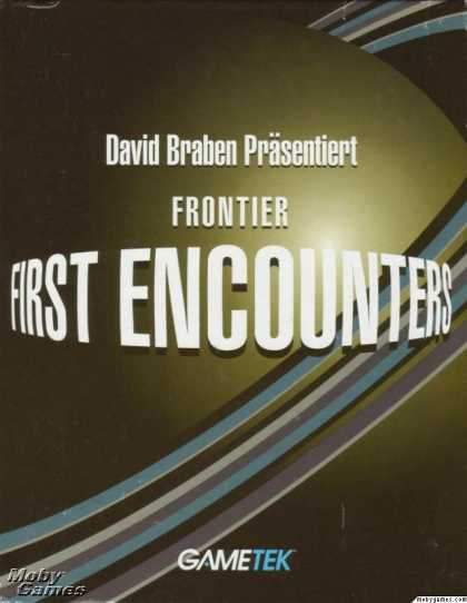 DOS Games - Frontier: First Encounters