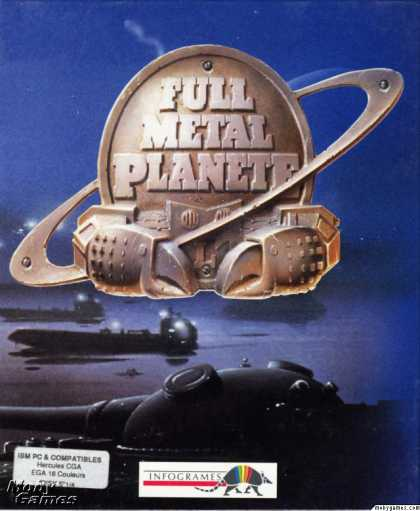 DOS Games - Full Metal Planete