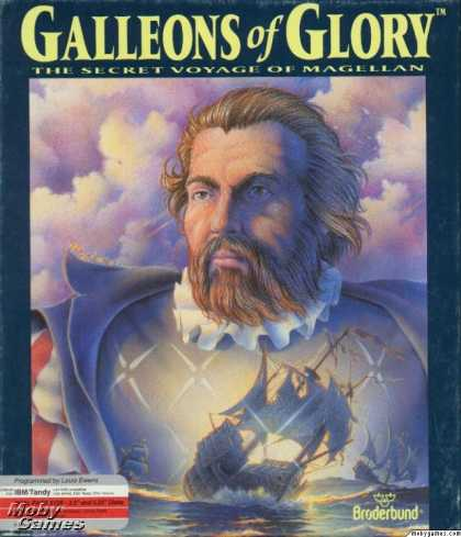 DOS Games - Galleons of Glory: The Secret Voyage of Magellan