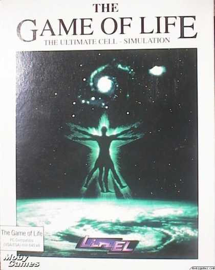 DOS Games - The Game of Life