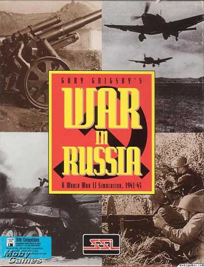 DOS Games - Gary Grigsby's War in Russia
