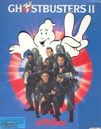 DOS Games - Ghostbusters II