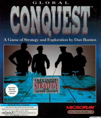 DOS Games - Global Conquest