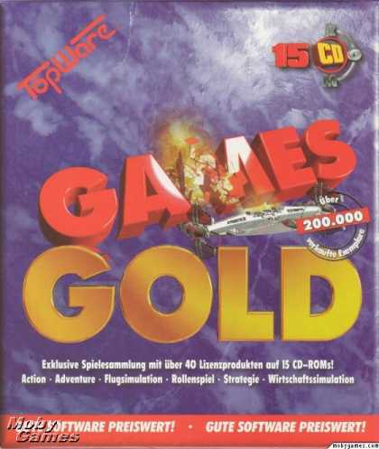 DOS Games - Gold Games