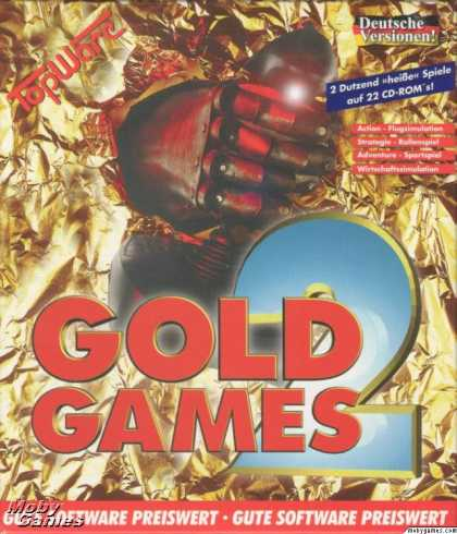 DOS Games - Gold Games 2