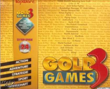 DOS Games - Gold Games 3