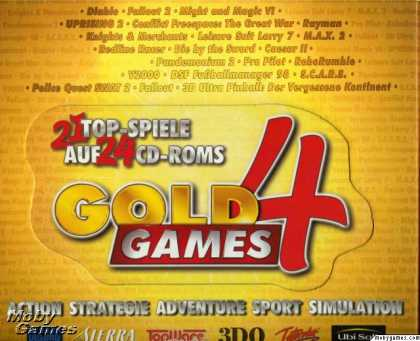 DOS Games - Gold Games 4