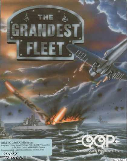 DOS Games - The Grandest Fleet