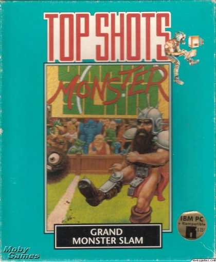 DOS Games - Grand Monster Slam
