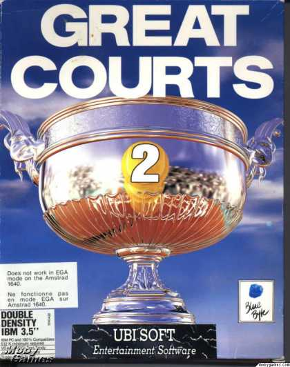 DOS Games - Great Courts 2